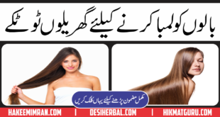 Desi UrduTotkay For Long Hair