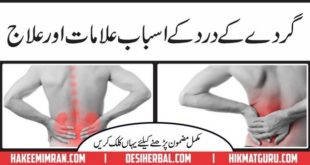 Gurdy Ka Dard Or Elaj ( Kidney Pain Treatment )