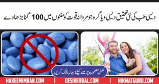Desi viagra for quwat e bah