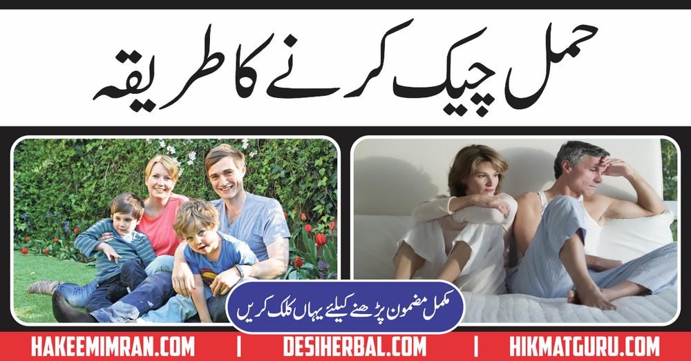 Hamal, Zachgi, Mahwari, Pregnancy in urdu