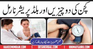 High Blood Pressure Ka Treatment in Urdu