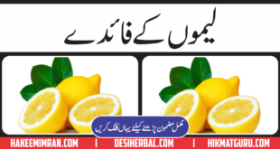 Benifits Of Lemon ( Lemoun K Faidy) In Urdu