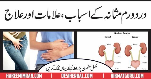 Masana K dard KA Desi Elaj ( Urinary Bladder Pain )