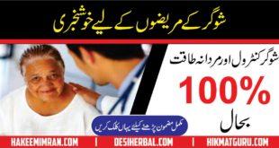 Sugar ka Ilaj, Blood Sugar Control Diabetes Treatment in Urdu And Hindi