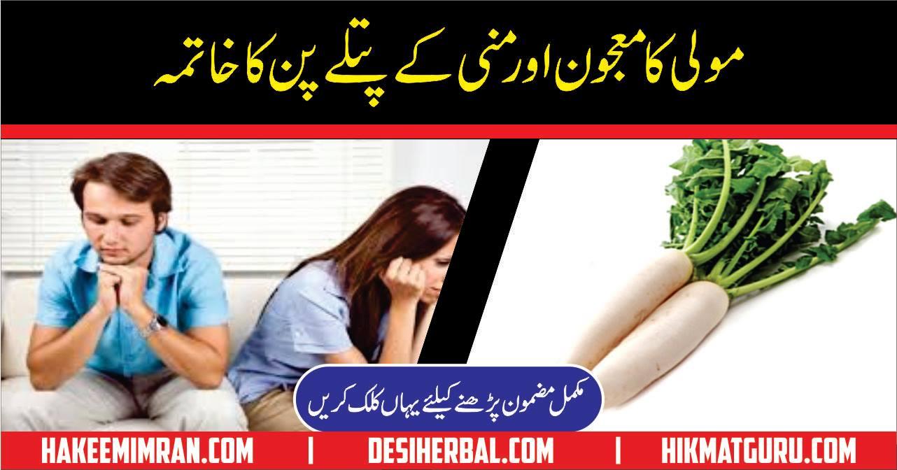 Erectile Dysfunction Treatment in Urdu - Namardi Ka Desi ilaj