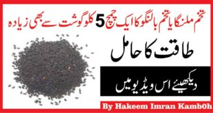 Tukhm e Balanga Benefits & Sharbat Recipe ,Chia Seeds Benefits in Urdu Hindi
