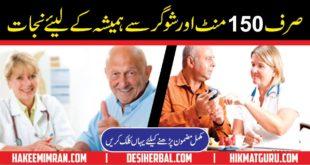 Diabetes Treatment Sugar Ka Desi Ilaj in Urdu By Hakeem imran Kamboh