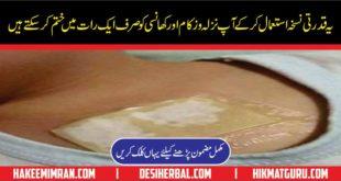 Desi Gharelo Nuskhay Totkay Upay for Cough Khansi in Urdu Hind