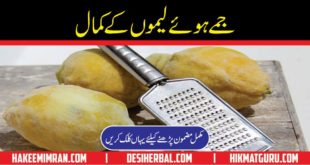 Why is the Frozen Lemon Therapy So Good for Your Health in urdu