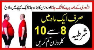 Wazan kam Karny Ka Nuskha|Weight problem In Urdu&Hindi|Weight Loss In Urdu